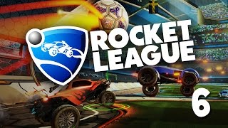 Well-Fought Game & Doin' Some Veteran Sh*t! (Rocket League - PC #6)