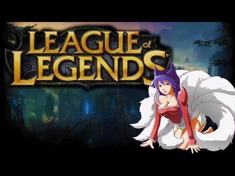 Zoofilia em Samuel's Rift - League of Legends