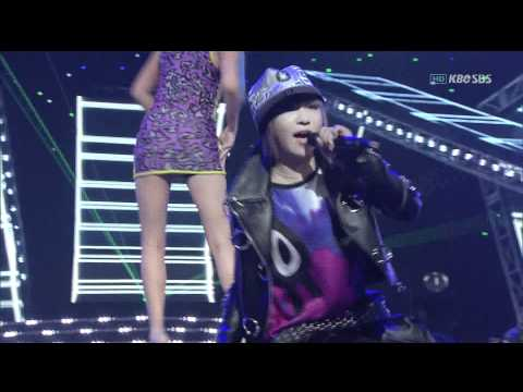 2NE1_0710 _SBS Popular Music _ I AM THE BEST (내가 제일 잘나가) Music Videos