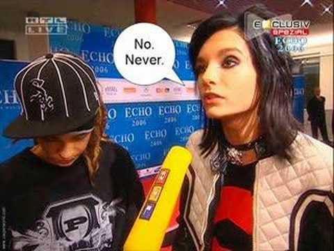 Tokio Hotel - The Drinking Problems [FUNNY] Video