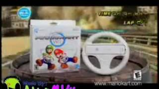 YouTube Poop - The King Gets Mario Kart Wii