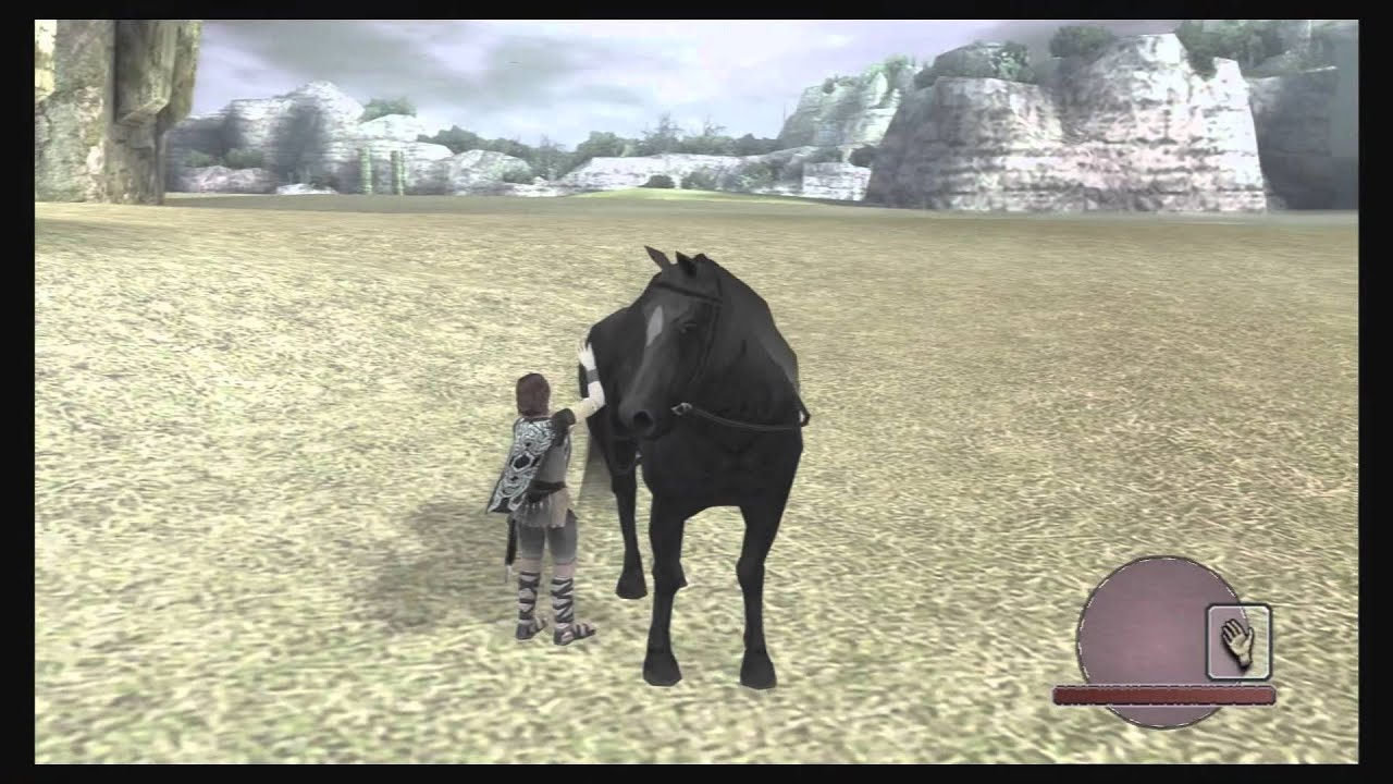 Agro Shadow of The Colossus Tricks Shadow of The Colossus Agro