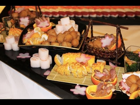 JAPAN hotel buffet breakfast
