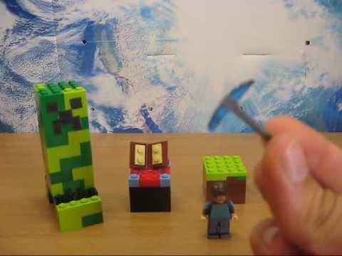 Minecraft Lego? It's Happened