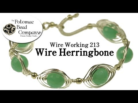 Wire 213 - Wire Herringbone