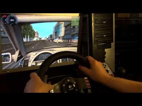 3D Instructor and Wheel Logitech G27