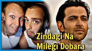 Zindagi Na Milegi Dobara - Trailer | Trailer Reaction by Robin and Jesper