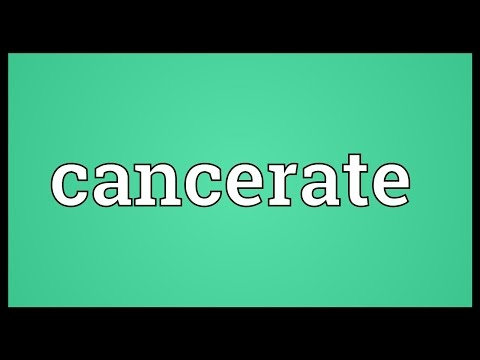 Header of cancerate