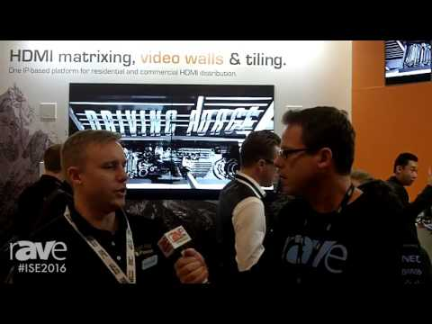 ISE 2016: Gary Kayye Talks with Eric Martin, Senior Systems Engineer, for Just Add Power