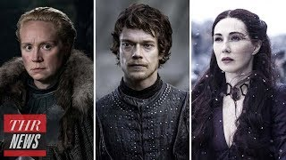 Three 'Game of Thrones' Stars Earn Emmy Nominations Despite HBO Not Entering Them | THR News