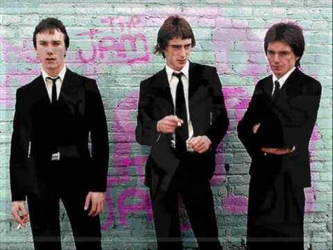 Thumbnail of video The Jam - That's  Entertainment