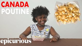 Kids Try Potato Dishes From Around the World | Bon Appétit