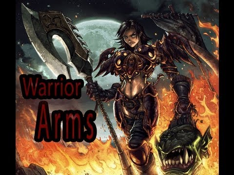 WoW [MoP - DEUTSCH - HD] 5.2 / 5.3 Waffen Krieger Guide [How to DPS]