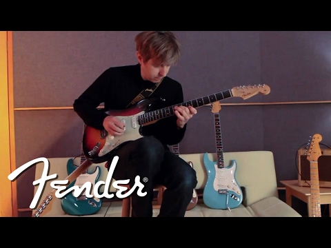 Eric Johnson's Fender Stratocaster Rap Session