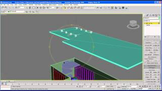 architecture tutorial on 3ds max ceiling part 6