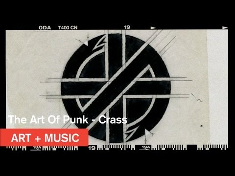 The Art Of Punk - Crass - The Art of Dave King and Gee Vaucher - Art + Music - MOCAtv
