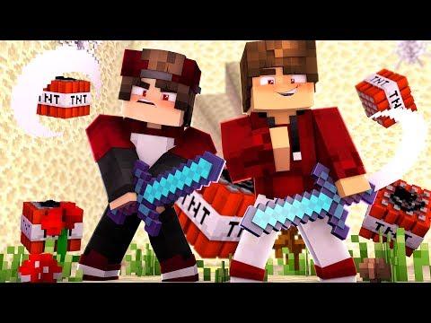 Minecraft: INVADINDO E EXPLODINDO SPAWNERS! - FACTIONS GALAXY | #06