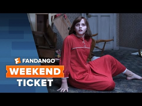 The Conjuring 2, Warcraft, Now You See Me 2 | Weekend Ticket (2016) HD