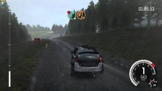 Dirt Rally Alienware GTX 880m High Settings