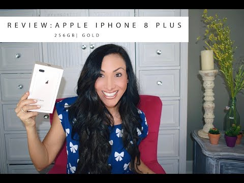 REVIEW: Apple iPhone 8 Plus!
