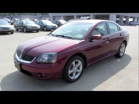 2007 Mitsubishi Galant 3.8 GTS Start Up, Exhaust, and In Depth Tour