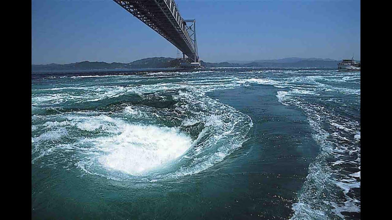 Amazing big 39 sh whirlpool ocean whirlpool youtube - World of whirlpools ...