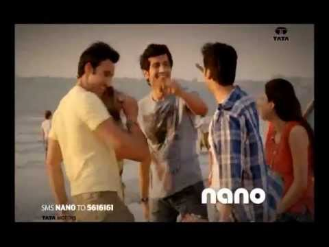 2012 Tata Nano New Car TVC