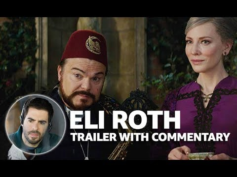 Director Eli Roth On 'The House With A Clock In Its Walls' | IMDb Trailer With Commentary