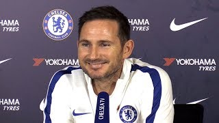 Frank Lampard FULL Pre-Match Press Conference - Chelsea v Crystal Palace - Premier League
