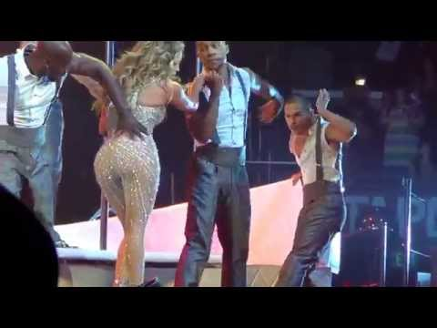 Jennifer Lopez -  Get Right, Love Don't Cost A Thing  & I'm Into You Live - Full Hd video