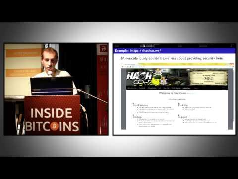 Bitcoin TLV `14, #27 - Iddo Bentov - Proof of Activity