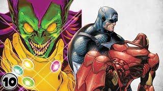 Top 10 Craziest Marvel What Ifs - Part 4