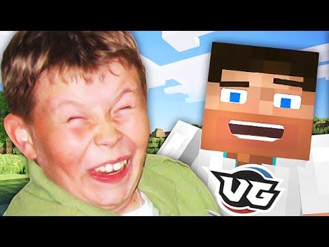 ONE WEIRD SQUEAKER IN MINECRAFT #2 Minecraft Trolling