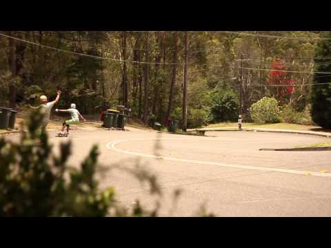 Longboarding II Running (NSWLB Competition)