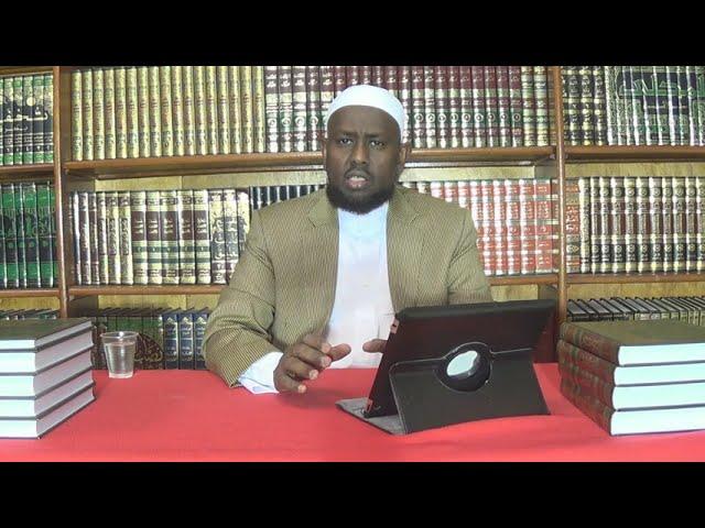 TAARIIKHDA AL IMAAM AL SHAAFICI by Sh.Abdulbasid Sh.Ibrahim Maylow