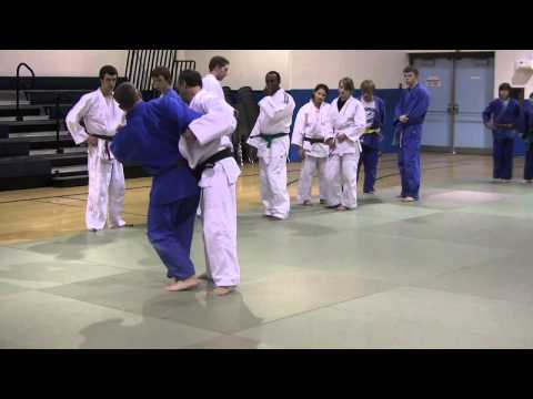 Spokane Judo - Sensei Brett O Goshi (Major Hip) Image 1