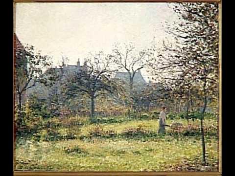 Iris Loveridge - E. J. Morean: Autumn Woods