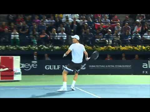 Federer Makes It Six At Dubai Duty Free Tennis Championships