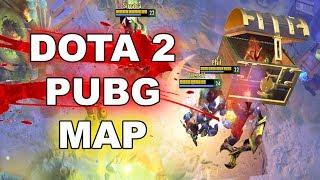 NEW Dota 2 Mode - PUBG GamePlay!