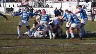 SS 2018-2019 Serie A Cavalieri Union Rugby vs Benevento