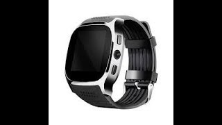 T8 Smart Watch Reivew of $20 Watch For Android and Apple