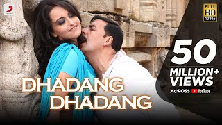 Rowdy Rathore - Dhadang Dhadang  -- Official Full Song Video Rowdy Rathore Akshay Kumar, Sonakshi Sinha, Prabhudeva.