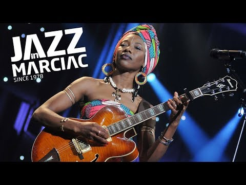 Fatoumata Diawara & Roberto Fonseca @Jazz_in_Marciac : Lundi 4 Août 2014