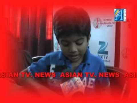 Azmat Hussain Sa Re Ga Ma Pa Lil Champs Zee TV Interview By...