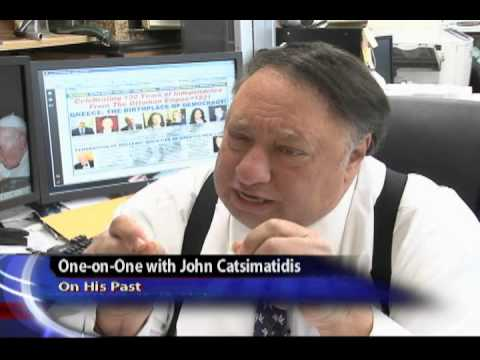 One-on-One with John Catsimatidis:  Republican Mayoral Candidate Talks NYC Politics