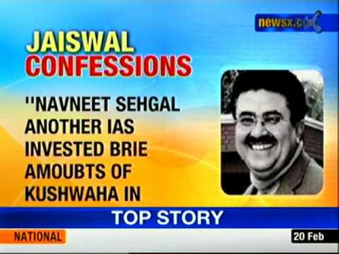 NRHM scam special investigation: RP Jaiswal's confession