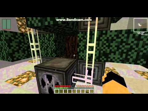 Galacticraft Space Station oxygen and airlock tutorial