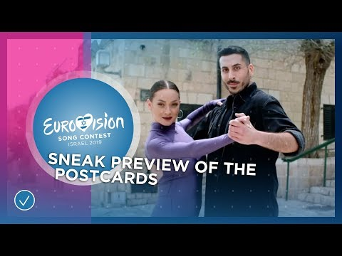 TEASER: The postcards of the 2019 Eurovision Song Contest