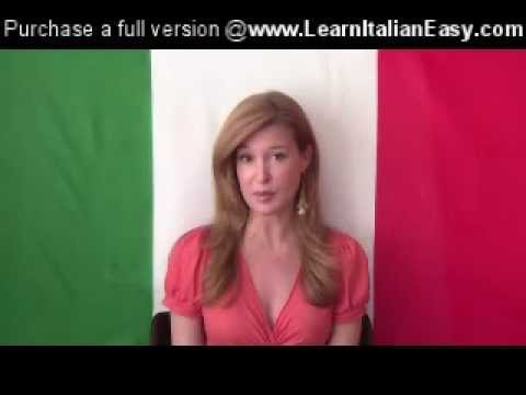 Italian lesson: Doing Business in Italy - preview