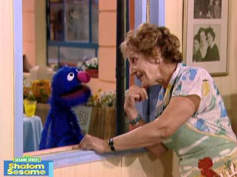 Shalom Sesame: Shabbat Shalom, Grover! (Full Studio)
